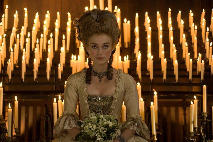 RadioFree.com | Movie Production Photos: The Duchess