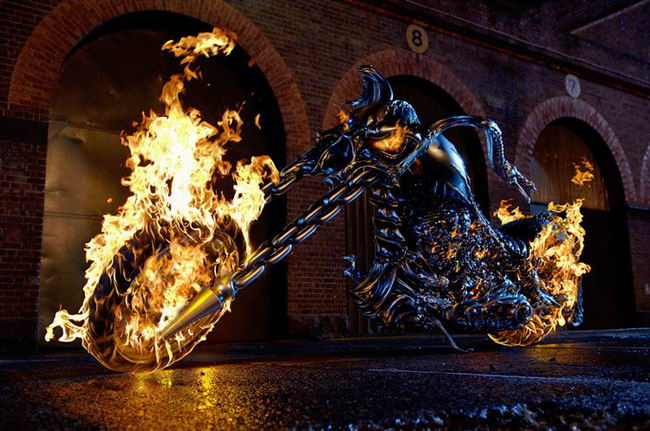 Superhero Wallpapers-Ghost Rider 10